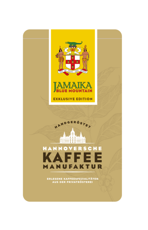 Jamaica Blue Mountain Kaffee