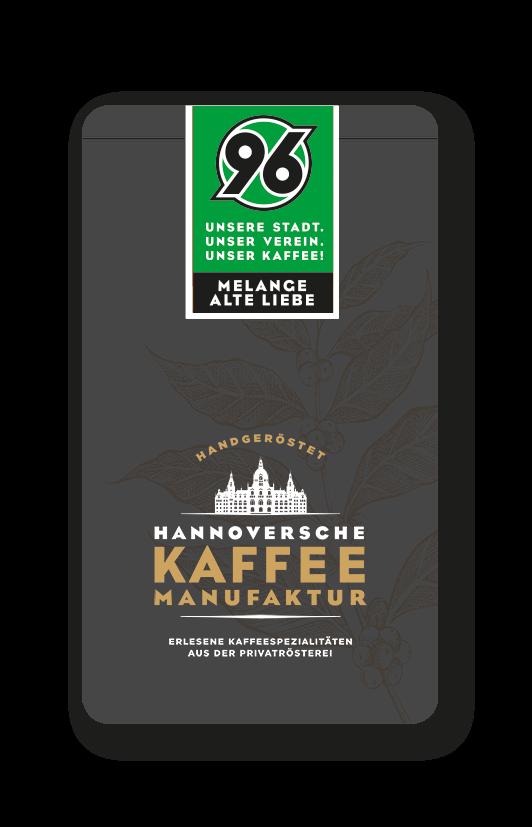 """96 Melange """"Alte Liebe"""" Kaffee"""
