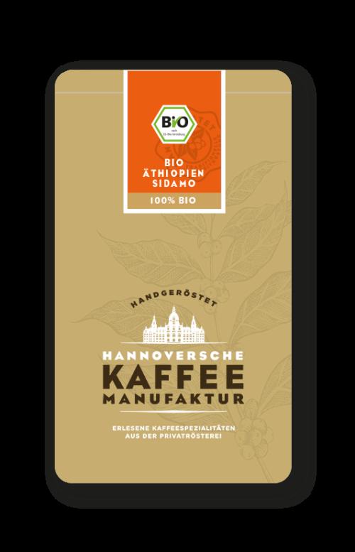Bio Äthiopien Sidamo Kaffee