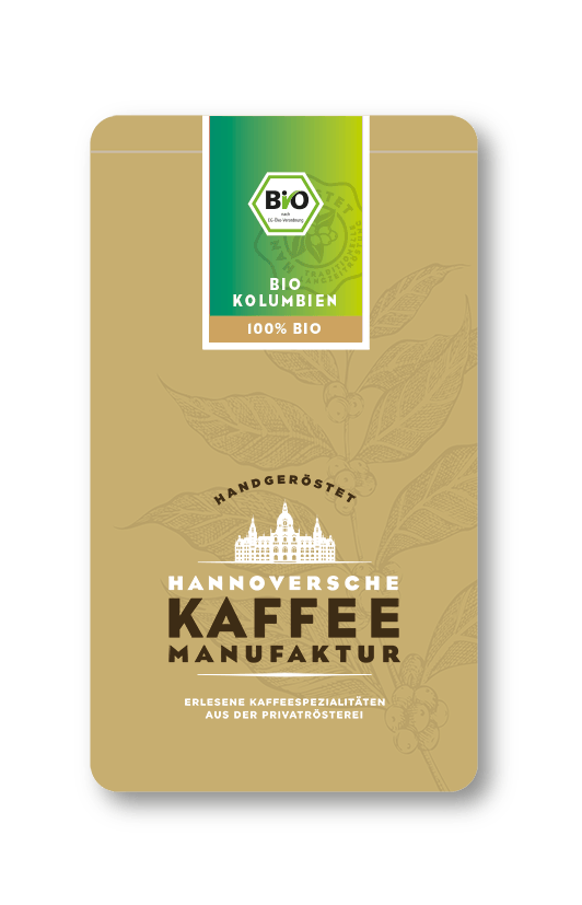 Bio Kolumbien Kaffee