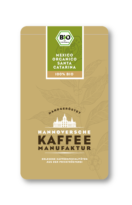 Bio Mexico Santa Catarina Kaffee