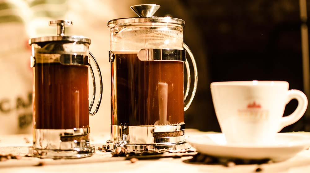 How to Frenchpress