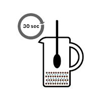 Kaffee umrühren